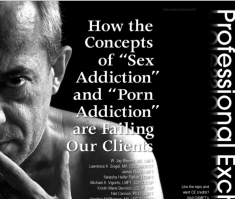 How Concepts of Sex Addiction and Porn Addiction are Failing Clients