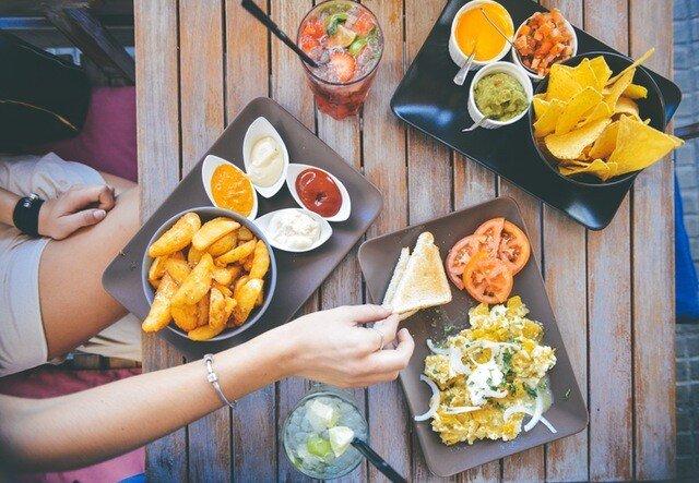 food, sala